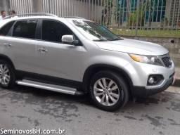 Kia Motors Sorento 2.4 EX 4X2 2011 Prata