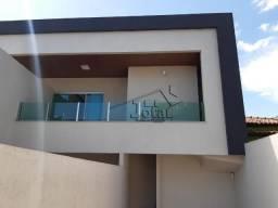Casa de 3 Qtos c/ Suíte no Bairro Vila Rica