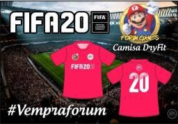 Camiseta do Fifa 20 para PlayStation 4 e Xbox One