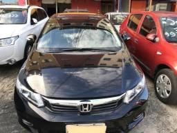 Honda civic Exs2013 automático com teto solar valor 49.900 fone 71- * - 2013