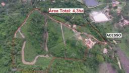 Terreno 4hectares em Guaramiranga