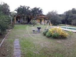 Sítio em condomínio à venda com 4 dormitórios no Caxito, Maricá cod: 859325