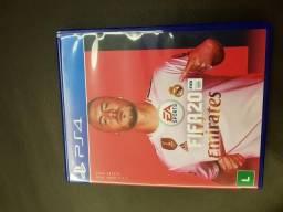 Jogo Fifa 20 PS4 - Mídia física
