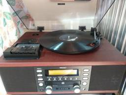 Teac LP-R550USB Classic System Audio Tape/Vinil/CD/Radio AM/FM
