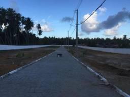 Lote 7,5 x 18m em Residencial Porto Grande, prox a praia do Patacho, só 55 mil!