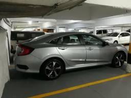 Honda Civic EXL 2.0 AUTOM. 17/17 - 2017