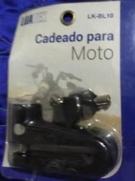 Vendo Cadeado de moto