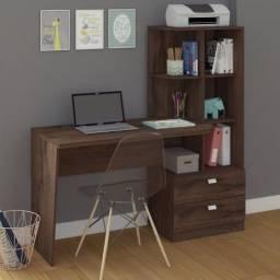 Título do anúncio: Escrivaninha Elisa café