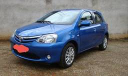 Etios xls 1.5 já financiado V/T - 2013