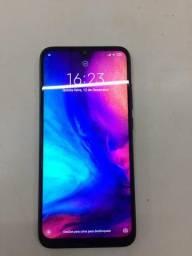 Smartphone Xiaomi Redmi Note 7 64GB 4GB RAM Preto