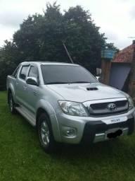 Hilux 2011 srv aut - 2011