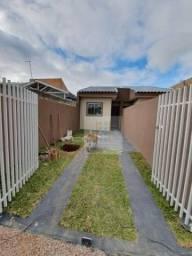 Casa com 2 dormitórios à venda, 39 m² por r$ 135.000 - campo de santana - curitiba/pr