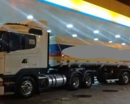 Scania 440 aquisição
