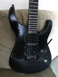 Guitarra Jackson e Yamaha Leia