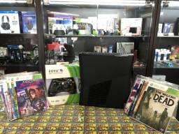 Xbox 360 usado em 10x sem juros no cartão