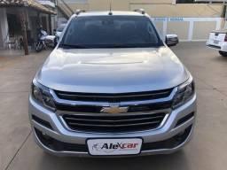 Chevrolet s10 2.5 ltz 4x4 cd 16v flex 4p automático 2017/2018 único dono - 2018