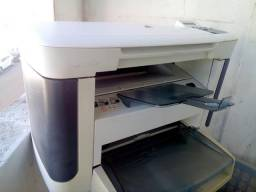 Impressora HP laser multifuncional M1120 leia anúncio