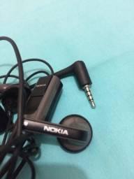 Fone de ouvido Nokia original raridade