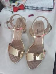 Sapato/sandália Beira rio