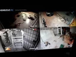 Monitore seu Patrimônio, Alarmes, CERCAS ELÉTRICAS e Cameras