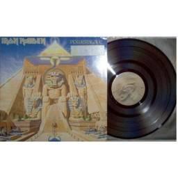 Iron Maiden - Powerslave alemão