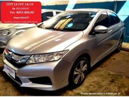 HONDA  CITY 1.5 LX 16V FLEX 4P 2014 - 2015