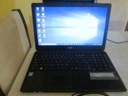 Notebook acer aspire e1 series novo