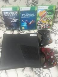 Xbox360 Desbloqueado 2 Controles