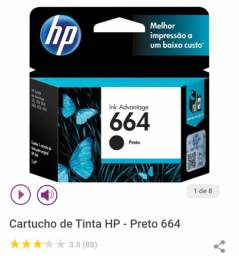 Cartucho HP