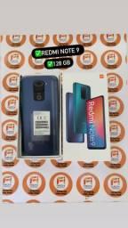 Redmi Note 9 - 128 GB ( Três Lagoas)