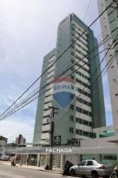 Apartamento com 2 dormitórios à venda, 65 m² por R$ 340.000,00 - Tambaú - João Pessoa/PB