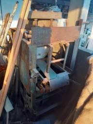 Máquina de blocos Vendo ou troco