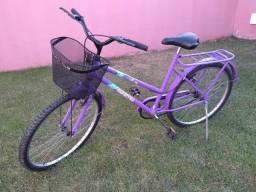 Bicicleta Monark Quadro Moça