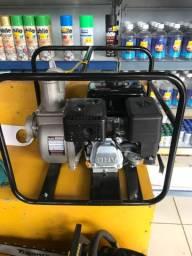 MotoBomba Gasolina 6.5HP 4T 3P TOYAMA