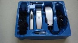 Kit Máquina de cortar cabelo