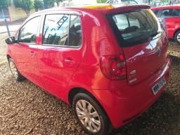 Volkswagen Fox vermelho 1.0