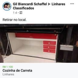 Cozinha de Carreta