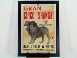 Quadro circo antigo