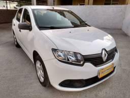 Renault Logan 2020 1.0 + 40.000km =0km ac trocaa
