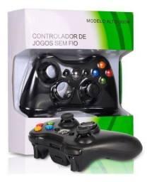 Controle Sem Fio Xbox-(Loja Wiki)