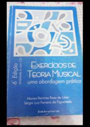 Exercicios de Teoria musical com CD