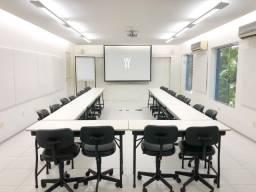 Auditório para reuniões no Espinheiro