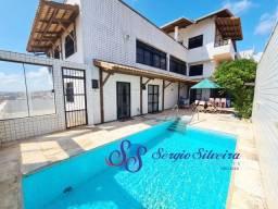 Casa à venda no Porto das Dunas vista mar com 9 suítes! Excelente localização!