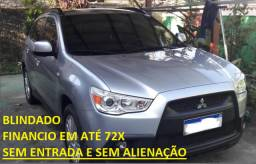 ASX 2012 Blindado - Financio sem entrada e sem alienação