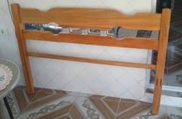 Cama de casal MADEIRA (SEMINOVA)