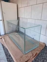Aquário NOVO 200 litros 1 metro Por Encomenda