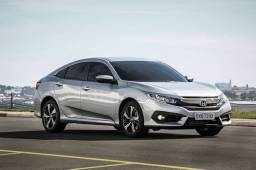 Honda Civic parcelado