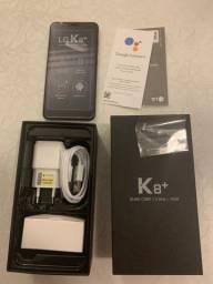 Celular LG k8+ 16 GB novo na caixa