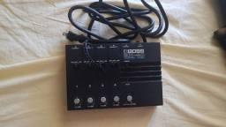 Roland Corp. Boss BX-40 Mixer de 4 canais, novo