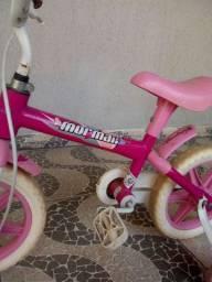 Bicicleta mormaii infantil